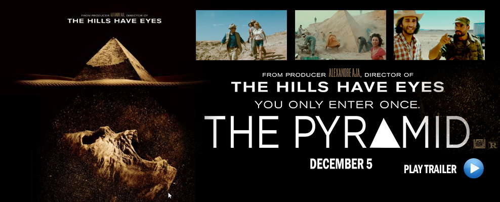 The Pyramid Movie - December 2014